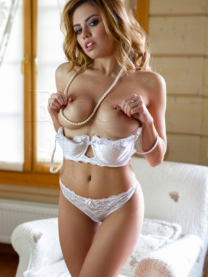 Girl Escort Anna & Call Girl in Moscow