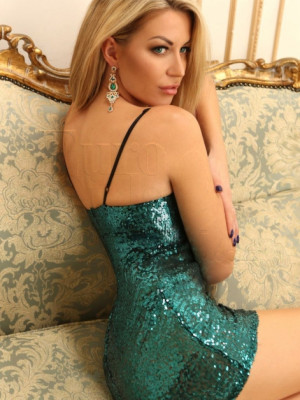 Girl Escort Victoria & Call Girl in Moscow